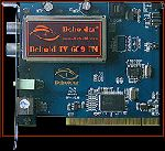 TV-тюнер PCI Behold Studio 609 with FM (чип PHilips) (шт.)
